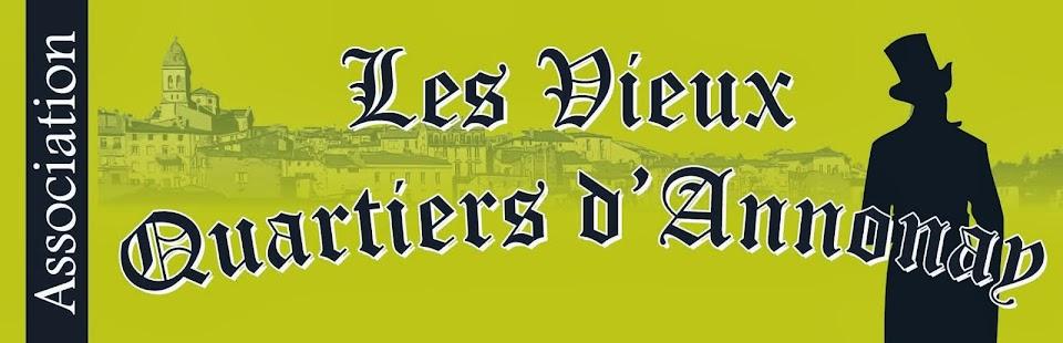 Association Les Vieux Quartiers d'Annonay