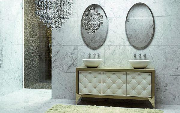 Muebles de ba o colecci n de lujo por branchetti - Muebles de bano de lujo ...