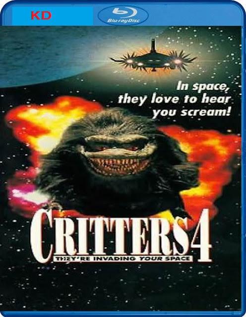 Critters 4 [1992][HDRip][Castellano][Terror][Ed.2013]