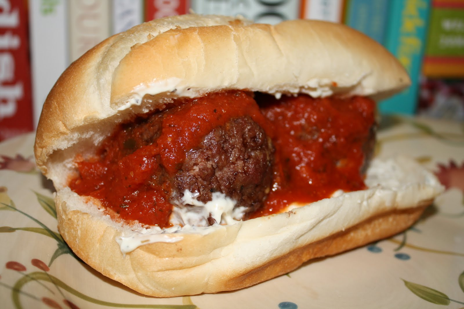 Amazing Meatball Sub Sandwiches
