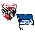 FC Ingolstadt - Hertha BSC