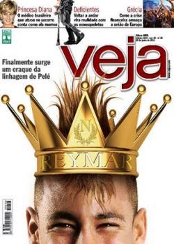 Finalmente surge um crack da linhagem do Pelé