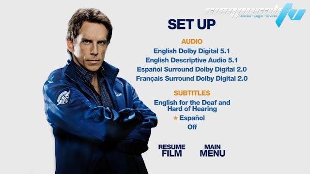 The Watch DVDR NTSC Español Latino Menú Full 2012