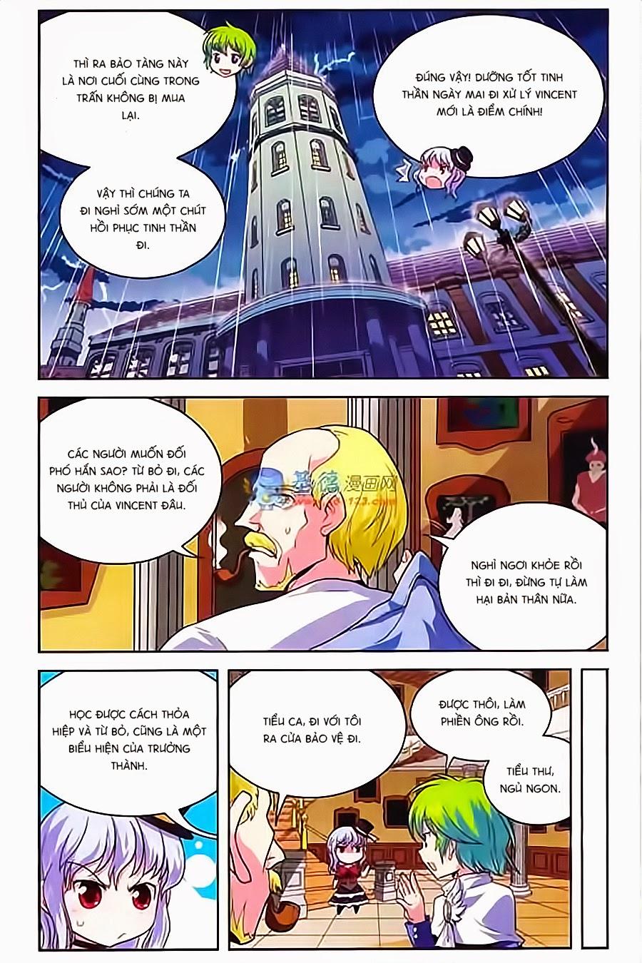 Ma Tạp Tiên Tông chap 10 - Trang 11