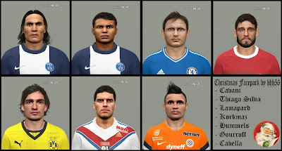 PES 2014 Facepack by hhh56