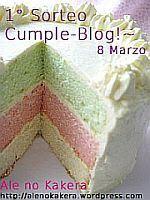 1º Cumple-blog de Alenokakera