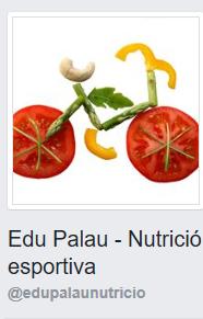 Edu Palau - Nutrició esportiva