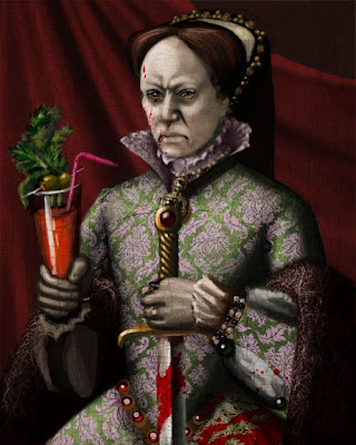 THE ORIGIN OF BLOODY MARY