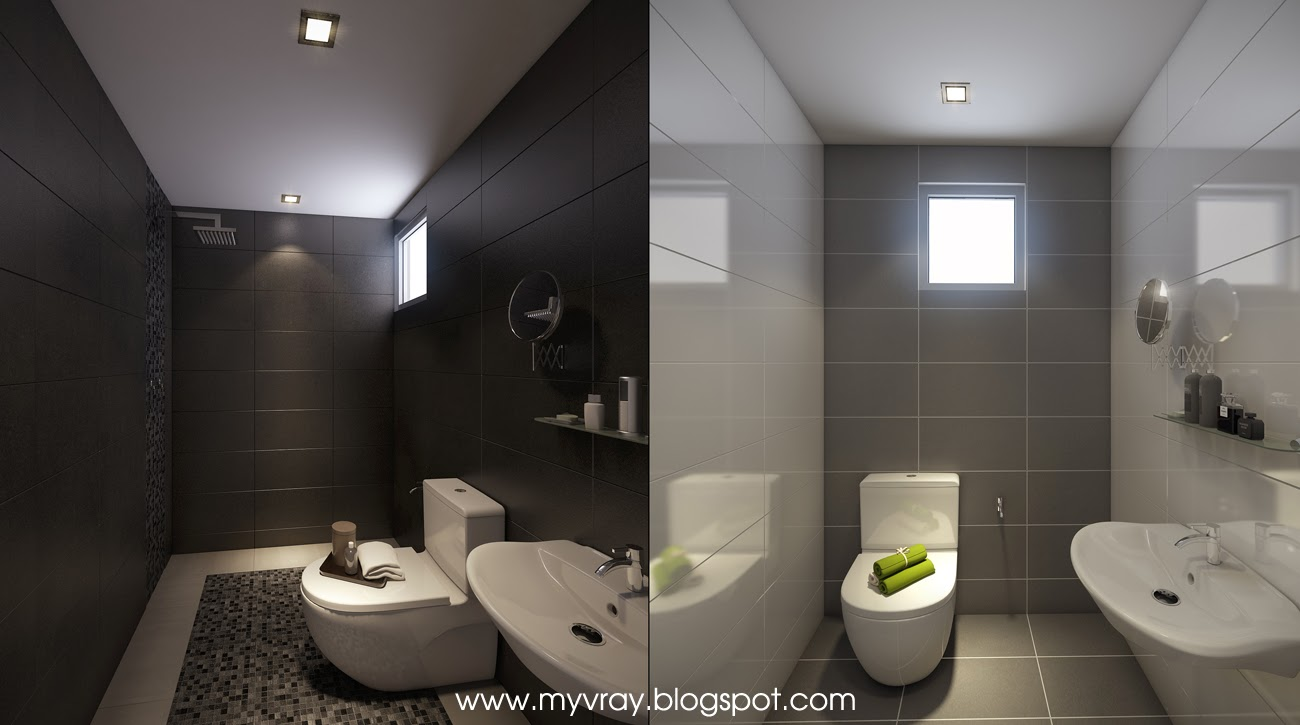Irzan jamingan 3d rendering gallery 2013 rendering for Office bathroom designs