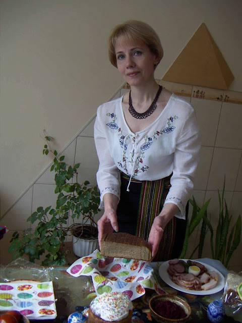 Easter Brunch in Ukraine