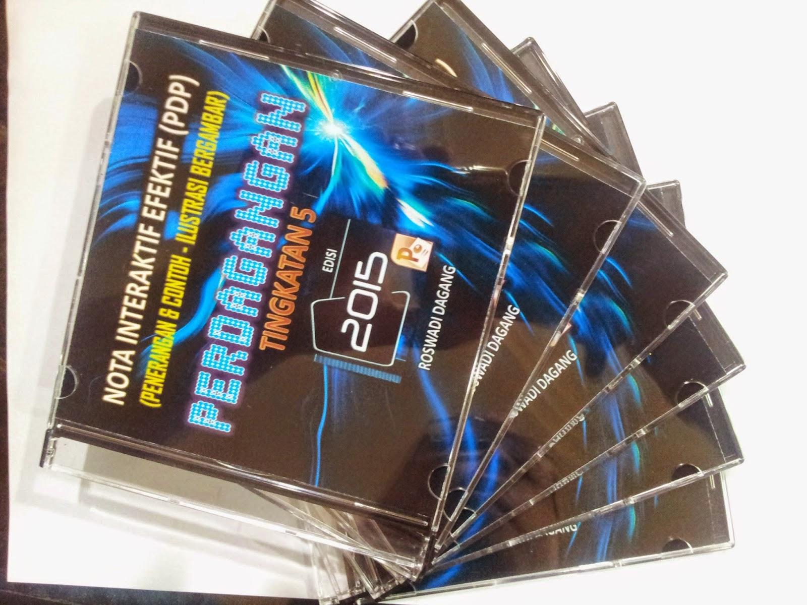 2 CD NOTA INTERAKTIF (PENERANGAN DAN CONTOH ILUSTRASI BERGAMBAR)