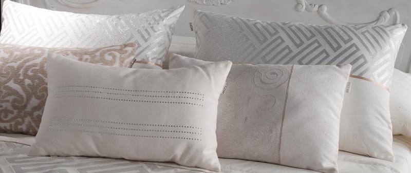 Blog textil hogar y ropa de cama sedalinne - Cojines grandes para cama ...
