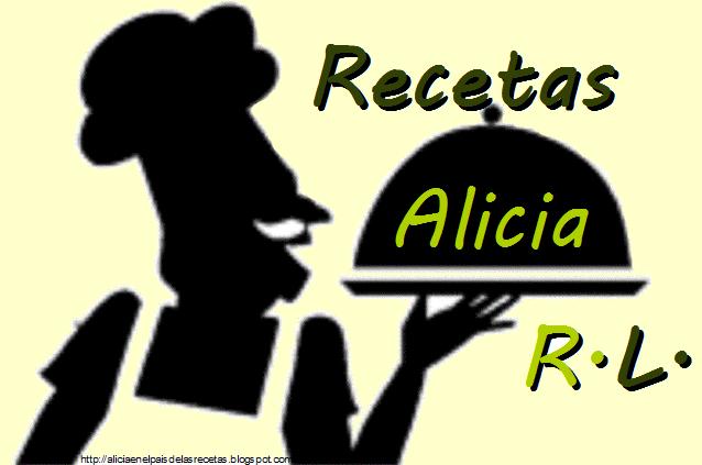 Recetas Alicia R. L.