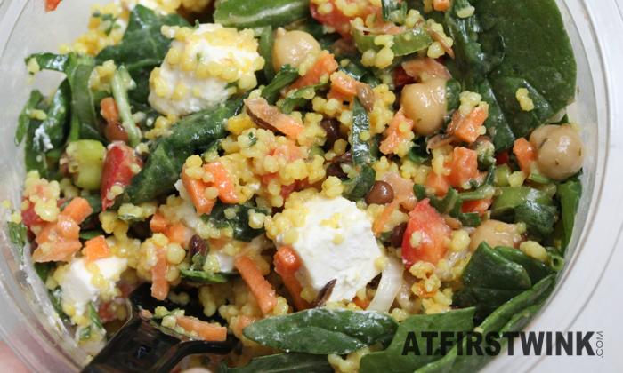 HEMA couscous salad