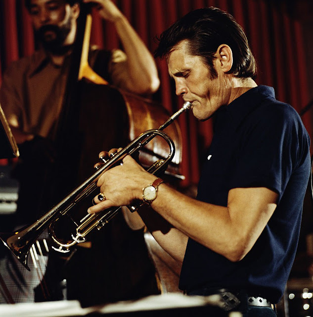 Chet Baker (December 23, 1929 – May 13, 1988)