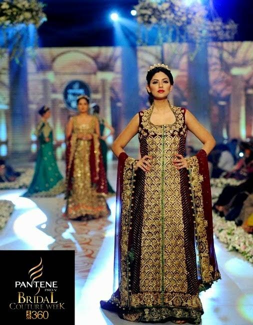 Bridal Fashion Show by Pantene