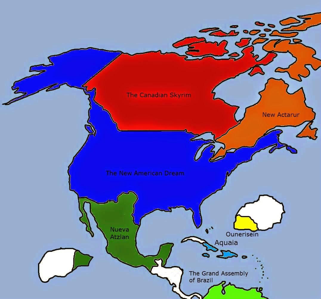 postapocalyptic maps of the world 2014