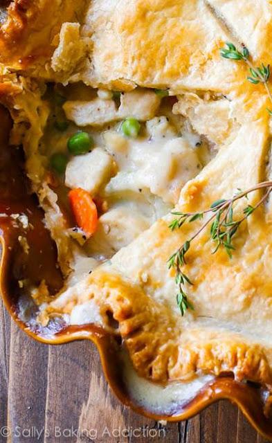 http://sallysbakingaddiction.com/2014/11/12/double-crust-chicken-pot-pie/