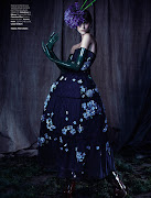jardim de inverno: daiane conterato by zee nunes for vogue brazil april 2013