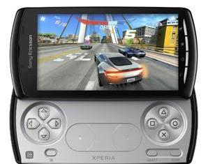 the sony ericsson xperia play - best mobile games phone