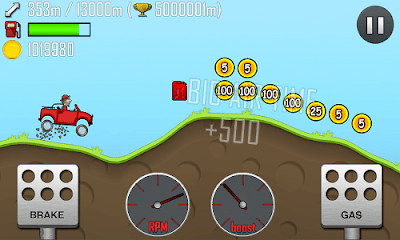 Hill Climb Racing v1.27.0 Apk Mod (Unlimited Money) 1
