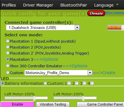 Sixaxis Driver For Windows 10