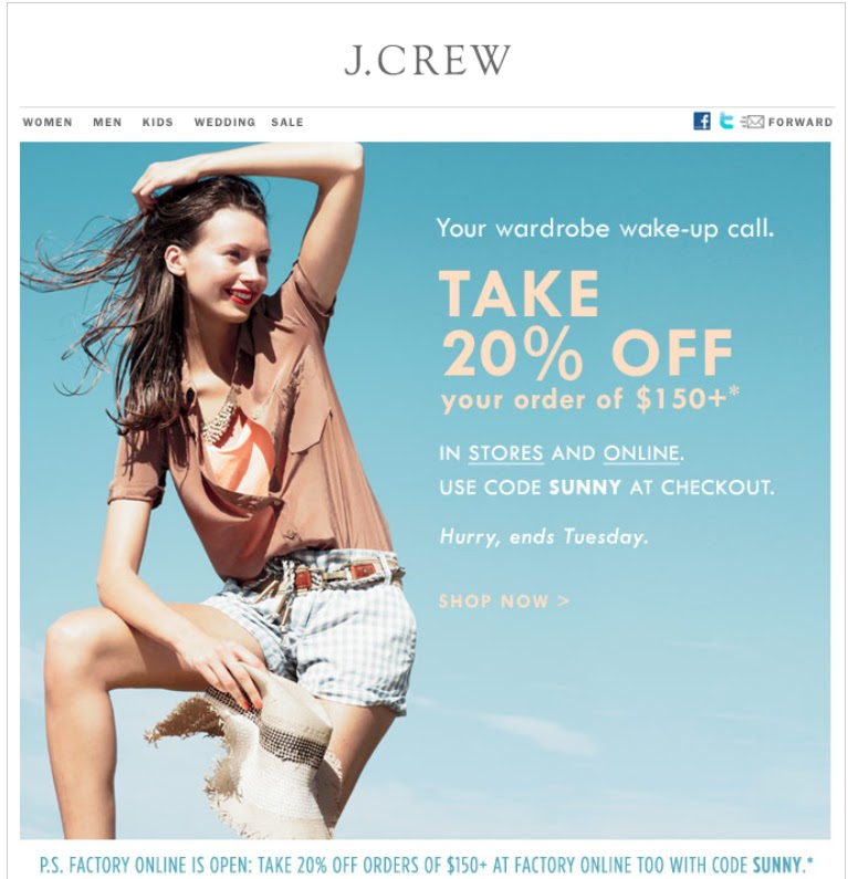 printable coupons 2011. Printable Coupons 2011: J.Crew