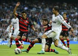 Real Madrid vs Celta Vigo en vivo 2013