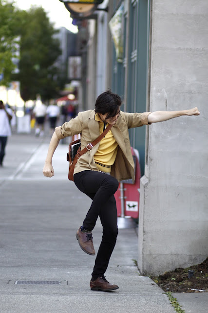 Tacoma Street Style Fashion Nicholas Karaberis Dance