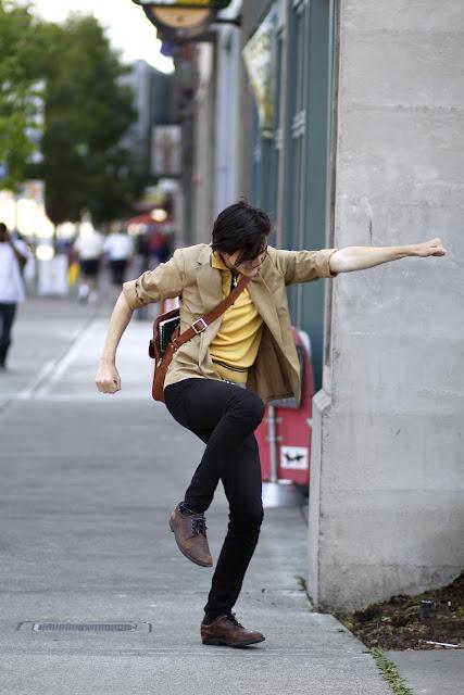 Tacoma Street Style Fashion Nicholas Karaberis Dance