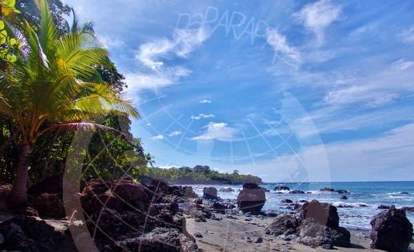 Pavones, pura vida y surf salvajes. Costa Rica.