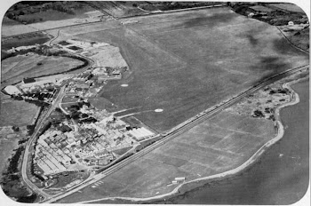 Portsmouth Airfield 1950
