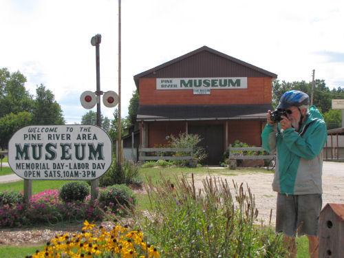 Tustin Pine River Area Museum