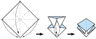 Cara Membuat Origami Angsa dengan Mudah