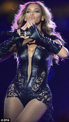 beyonce 2013 super bowl halftime show video