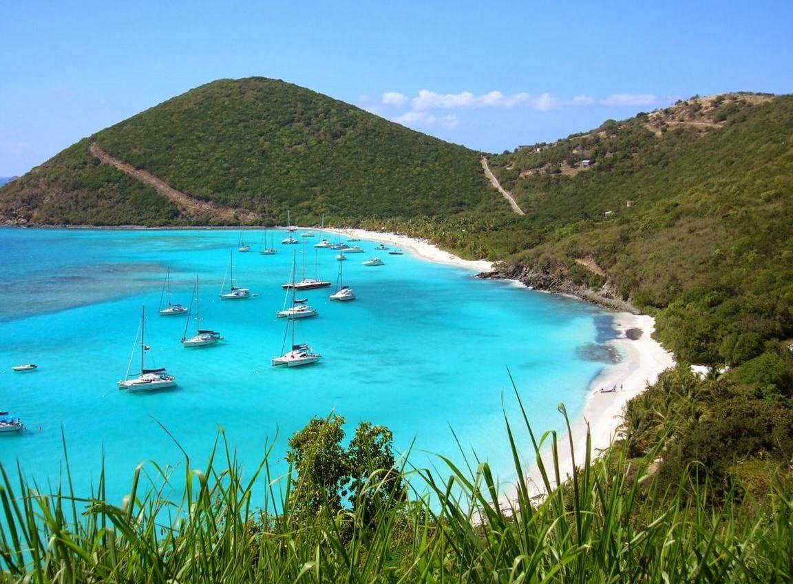 Jost Van Dyke, British Virgin Islands Travel Stories Tips