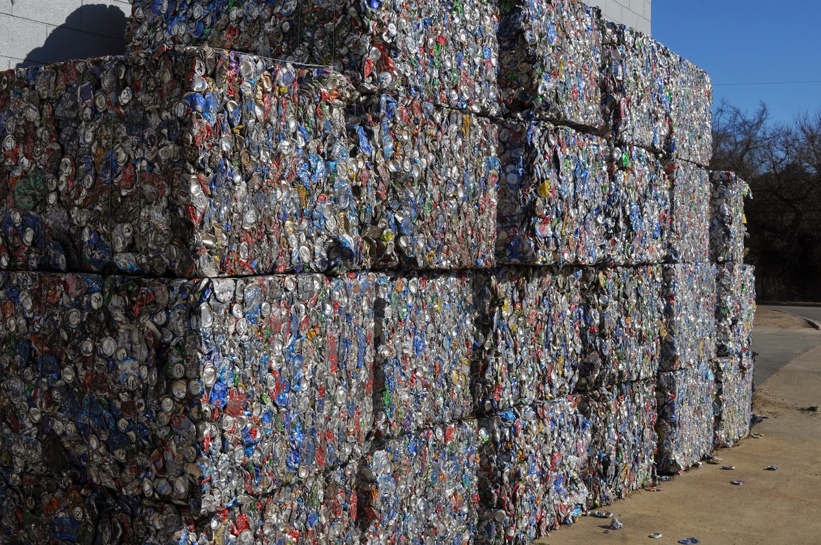 Can recycling at raleigh metal recycling
