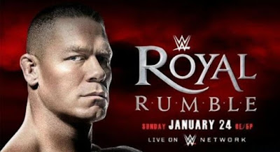 Royal Rumble 2016 live streaming HD