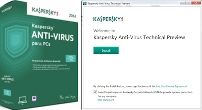 KASPERSKY Antivirus 2014 + Internet Security – multidispositivos v2014 [Español + crack]