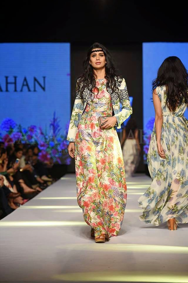 Zara Shahjahan Luxury Summer Pret Collection 2015 TPFW