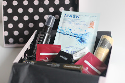 May 2013 Glossybox contents