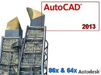 Free Download AutoDesk AutoCAD 2013 with Keygen Full Version