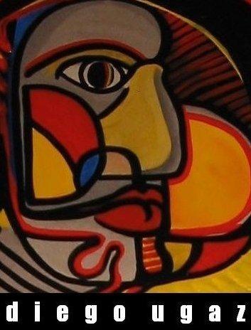 Diego Ugaz Artista Peruano