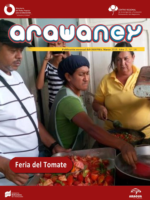 Revista ARAWANEY N° 16