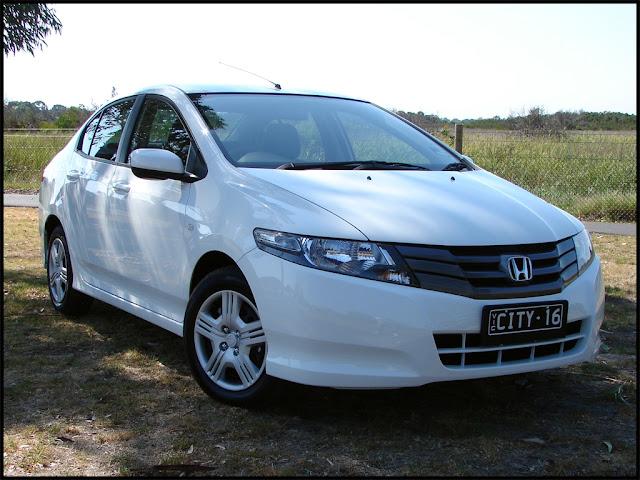 honda city S car