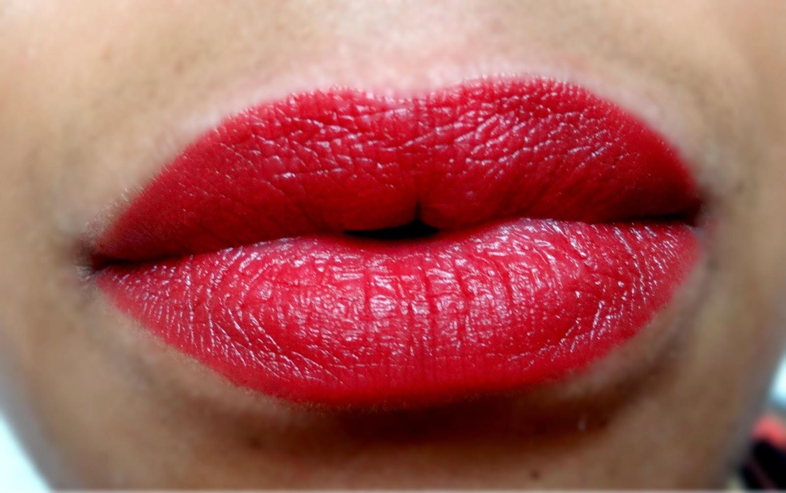elf studio matte lip colors cranberry