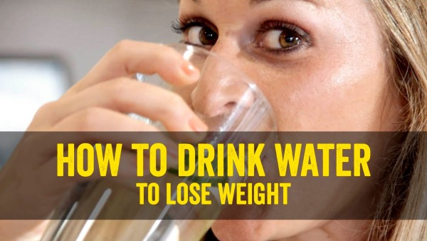 Water Trick for Weight Loss