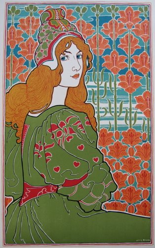 Louis Rhead jane