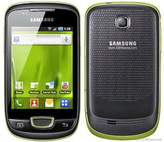 Handphone Android Samsung Galaxy Mini S5570 Review Spesifikasi Dan Harga