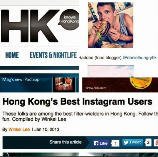 FEATURED IN HK MAGAZINE